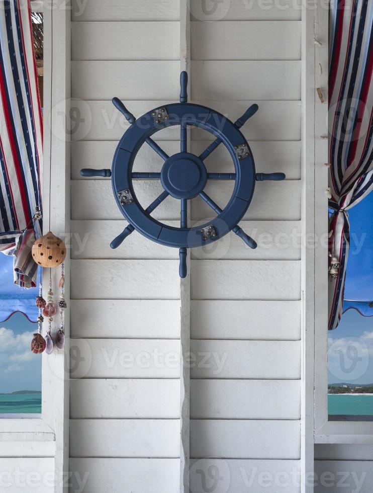 Ship Wheel photo