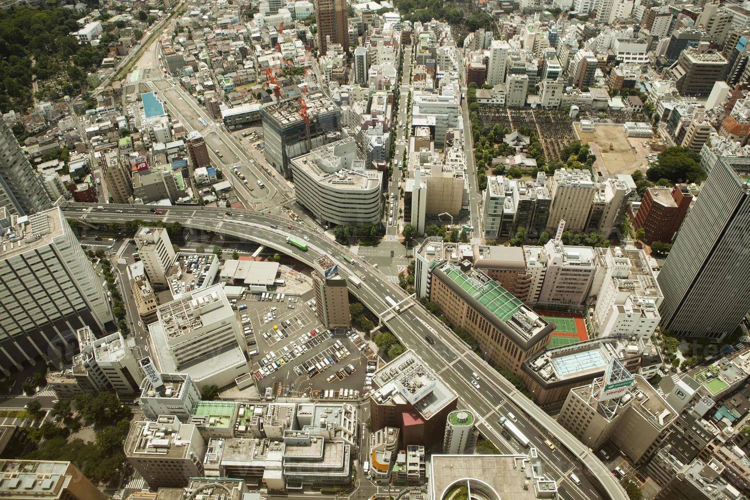 tokio aéreo foto