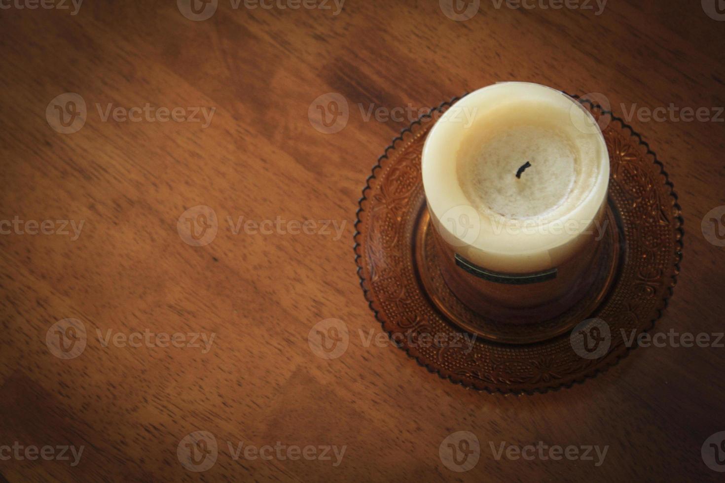 Autumn Candle photo