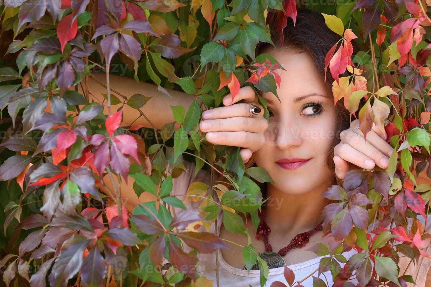 rainha do outono foto