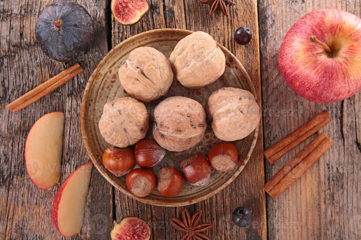 fruta de outono foto