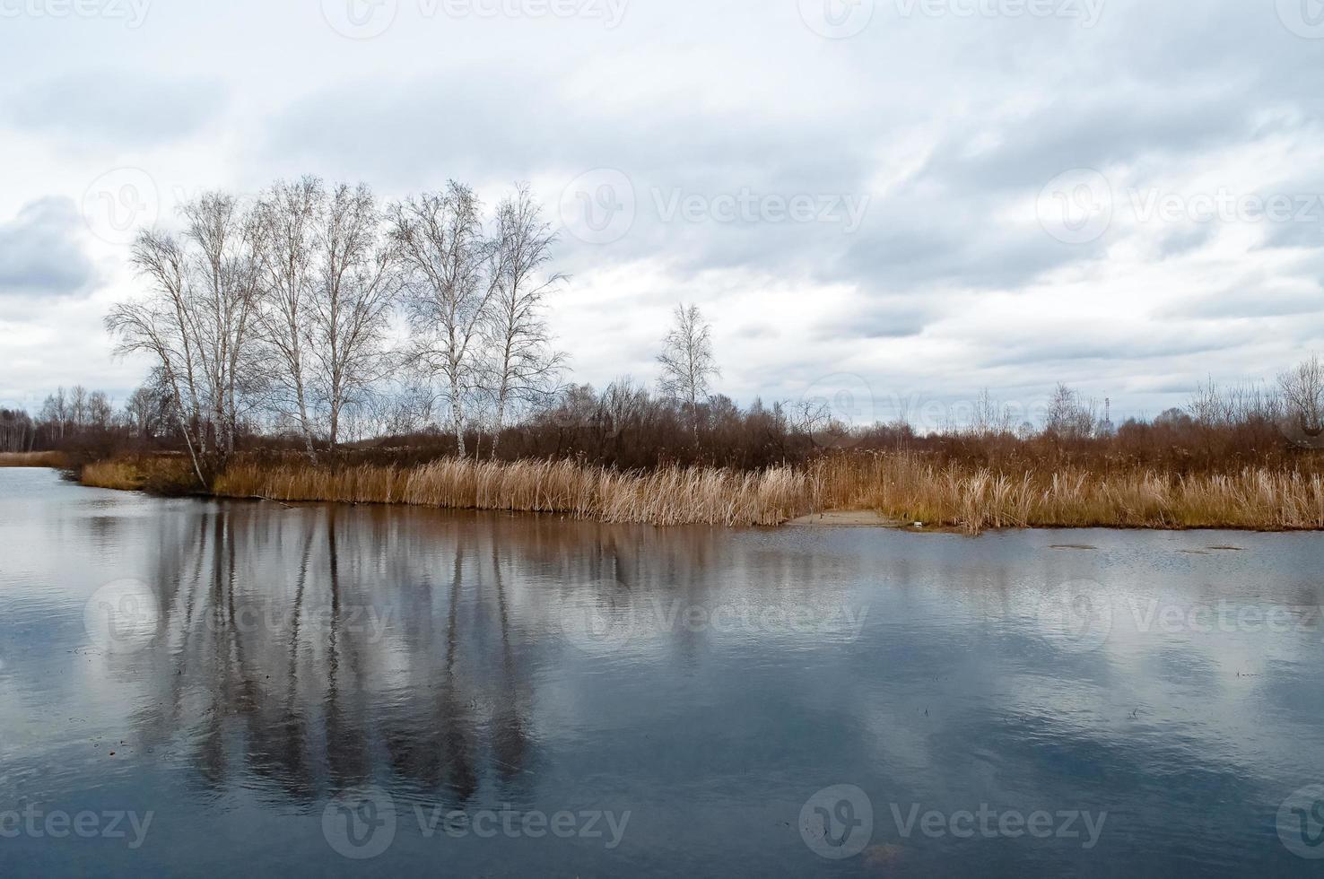 otoño siberiano foto