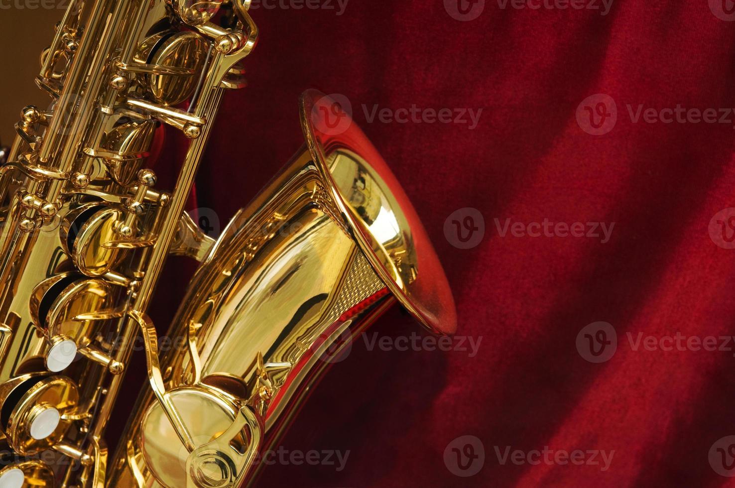 saxofón foto