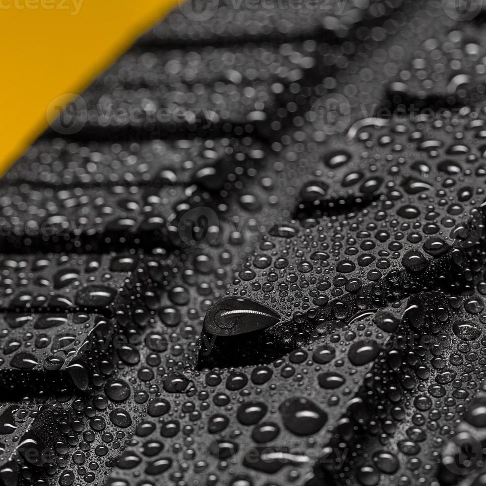autoreifen profil mit regen foto