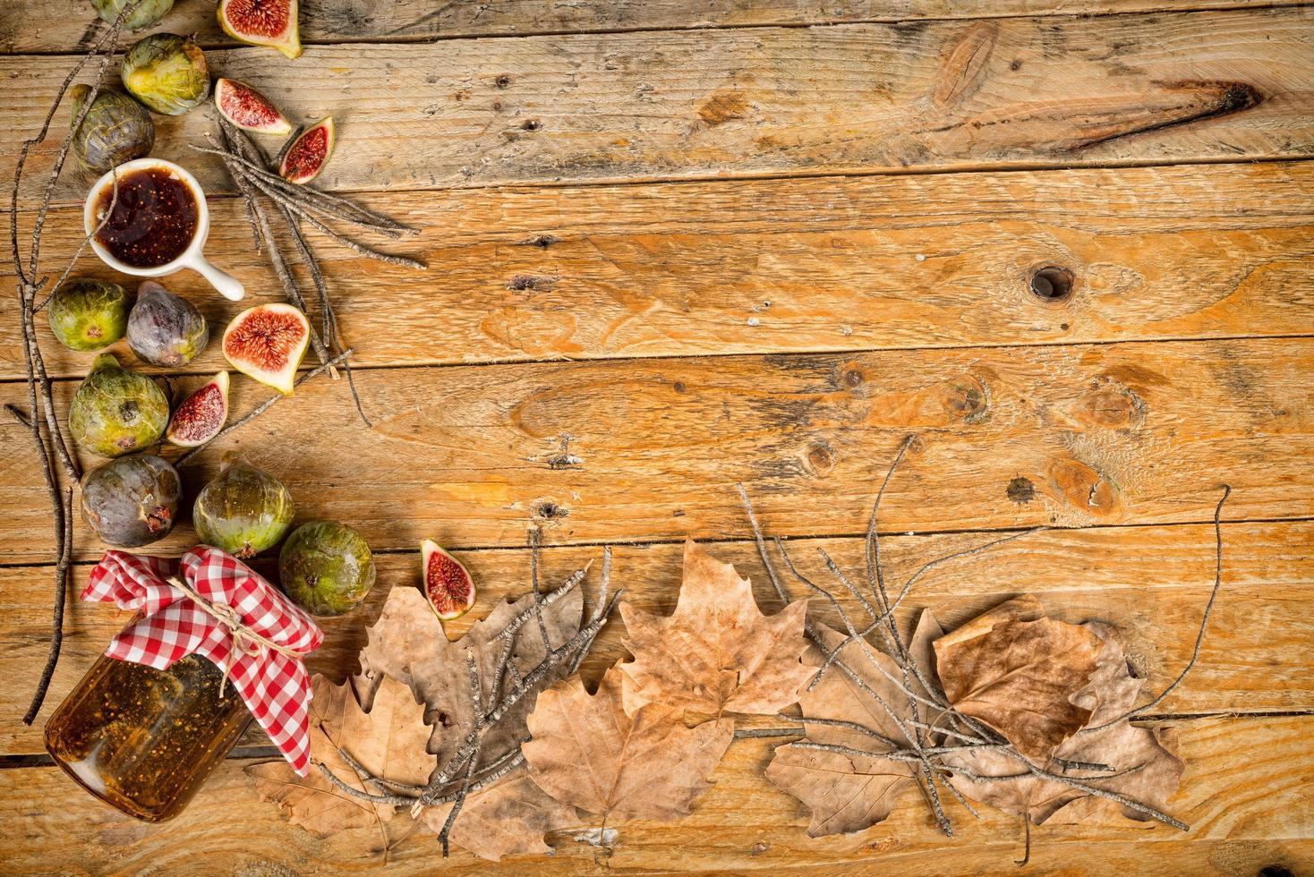 productos de otoño foto