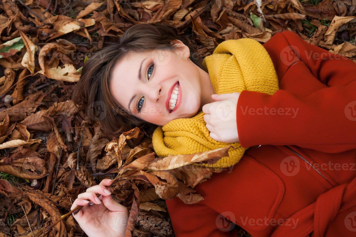otoño de moda foto