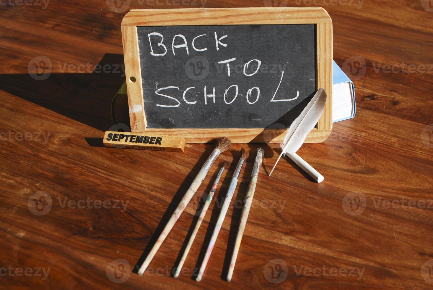 De vuelta a la escuela foto