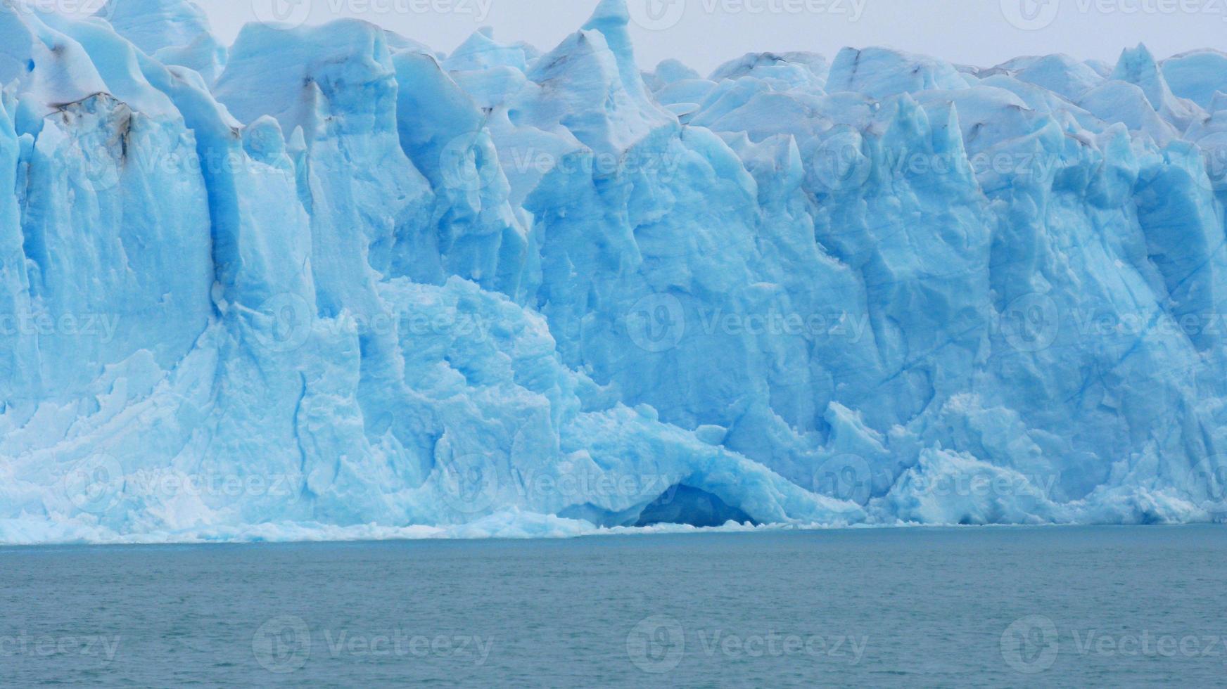 cueva de hielo foto