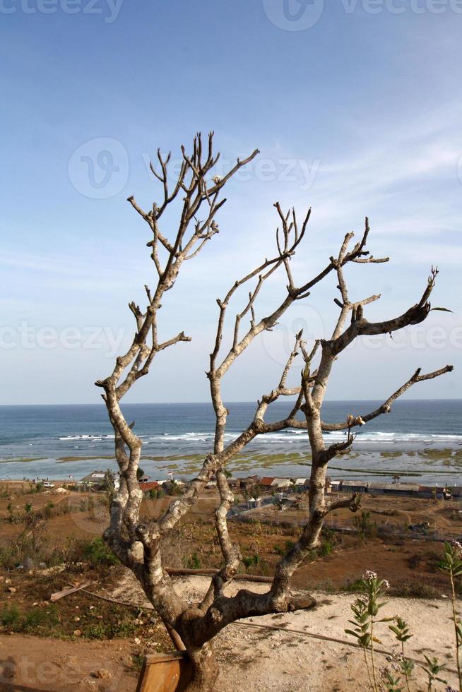 Beautiful new discover beach Bali Indonesia, Pandawa Beach photo