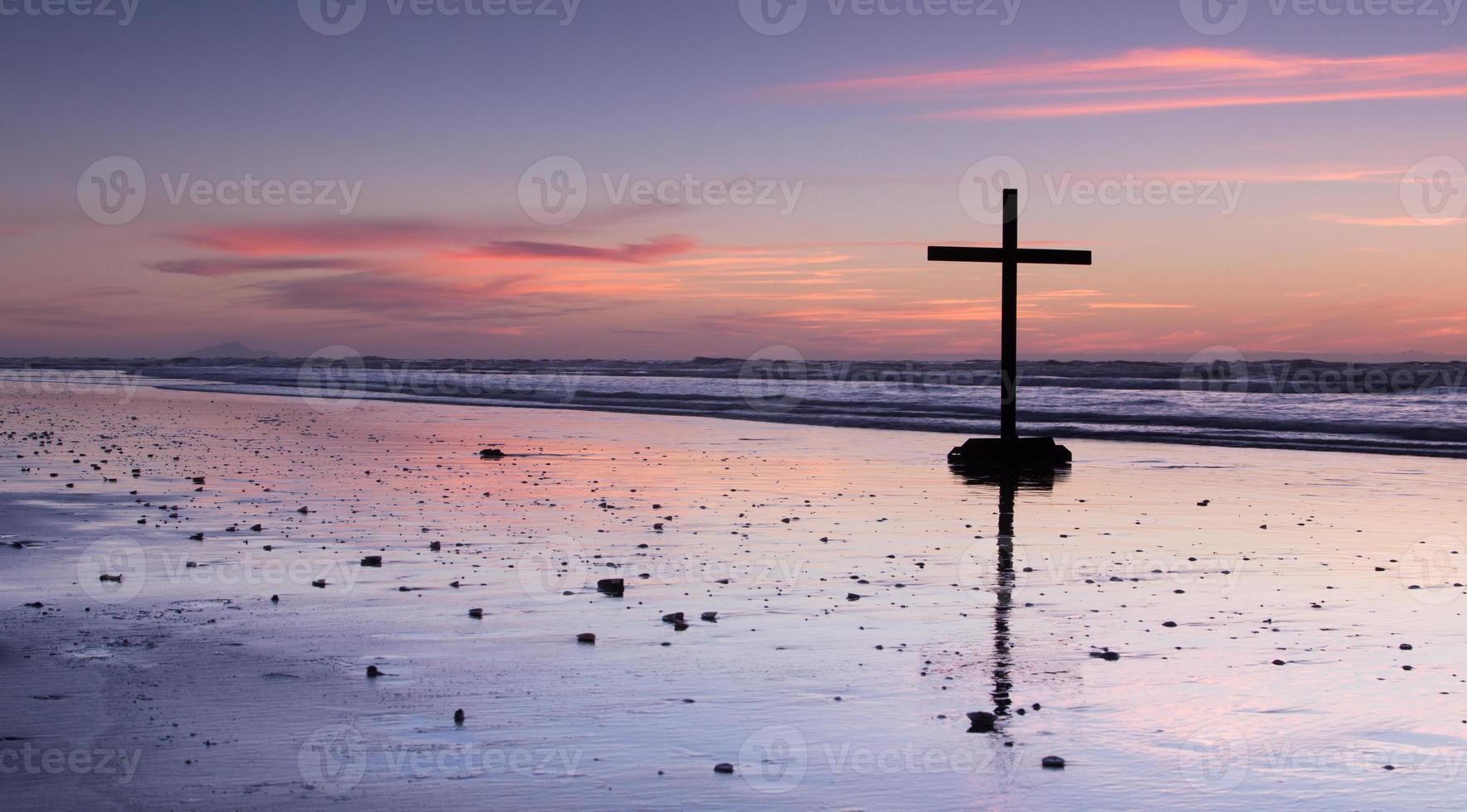 The Beach Cross photo
