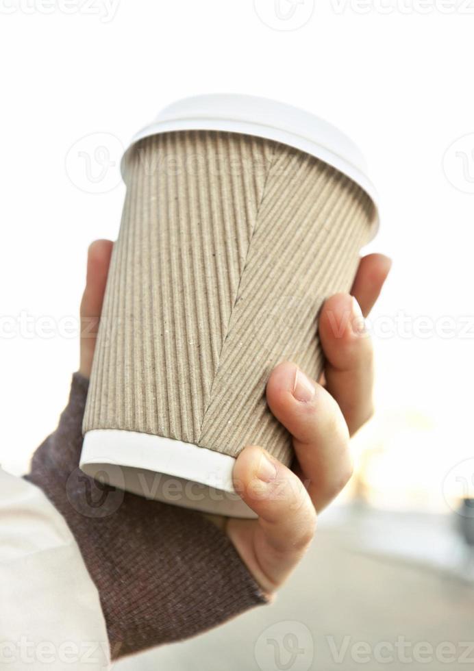 taza de café foto
