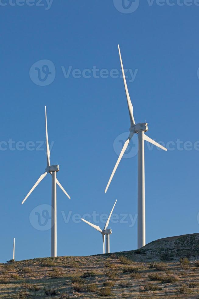 Wind Turbine Trio photo