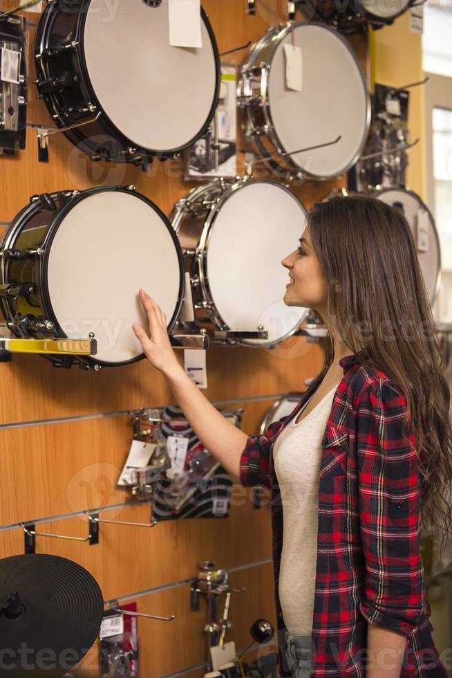 Music store photo