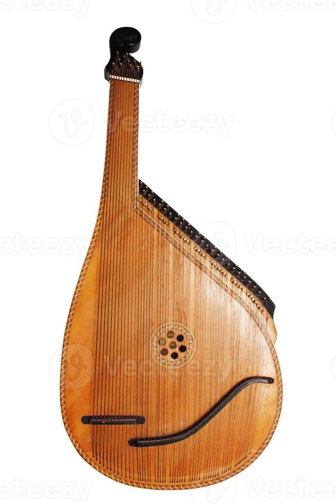 musical instrument bandura photo