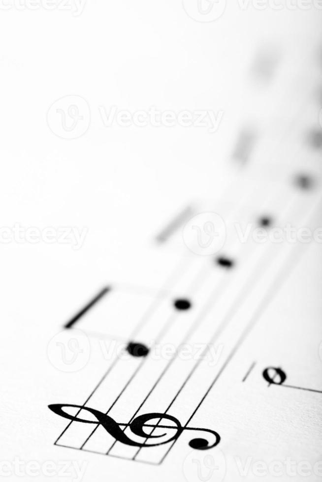 G-clef photo