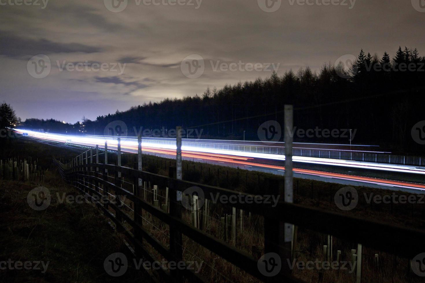 Light Trails photo