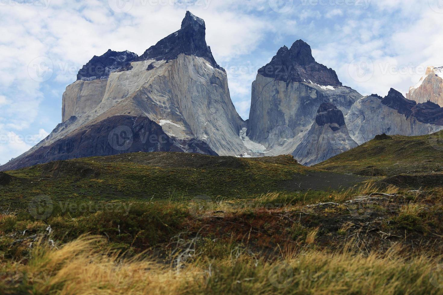 Horn of Paine in Torres Del Paine photo
