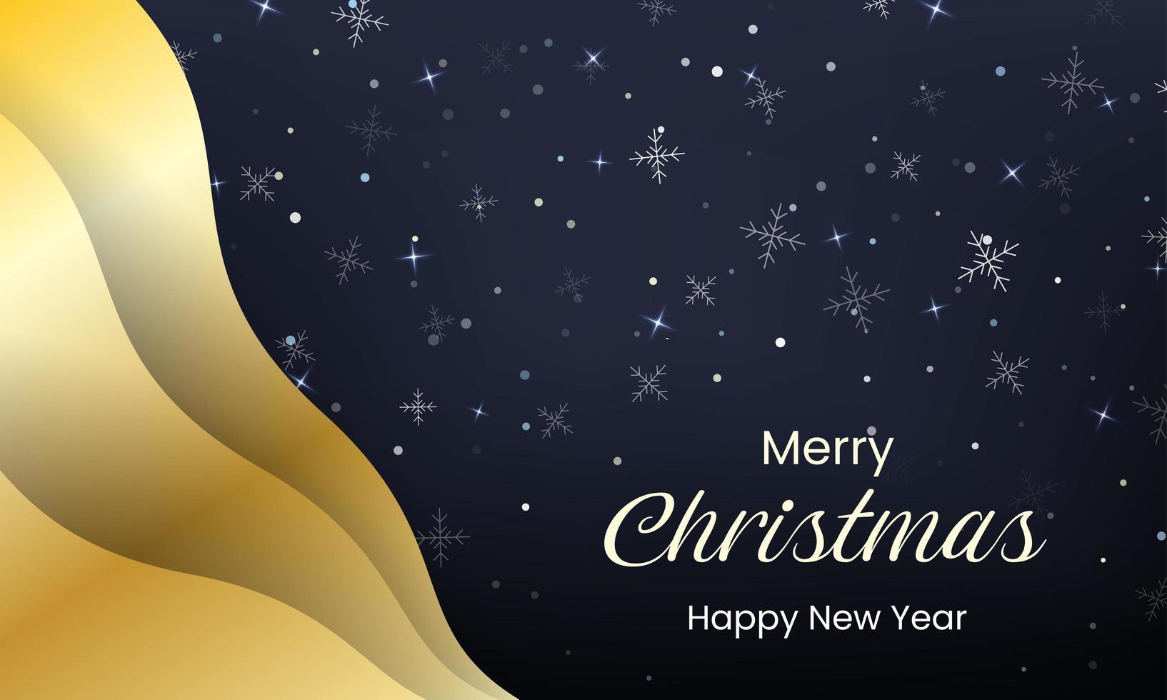 Christmas greeting design vector