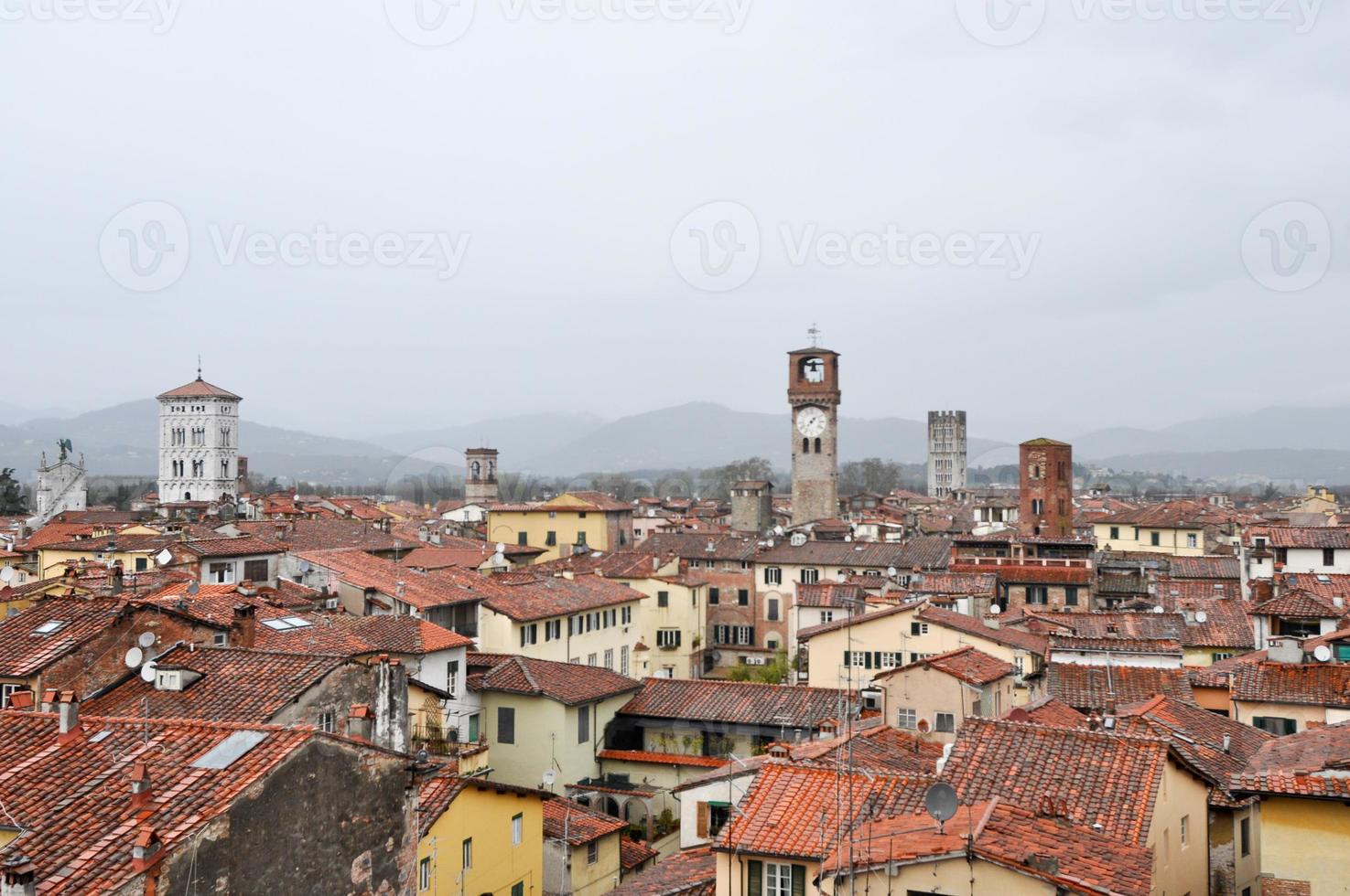 View of Lucca photo