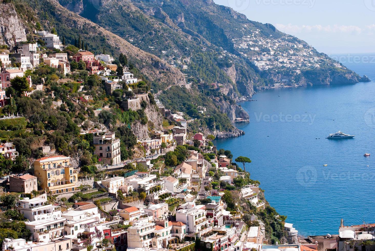 Positano, Amalfi Coast Italy photo