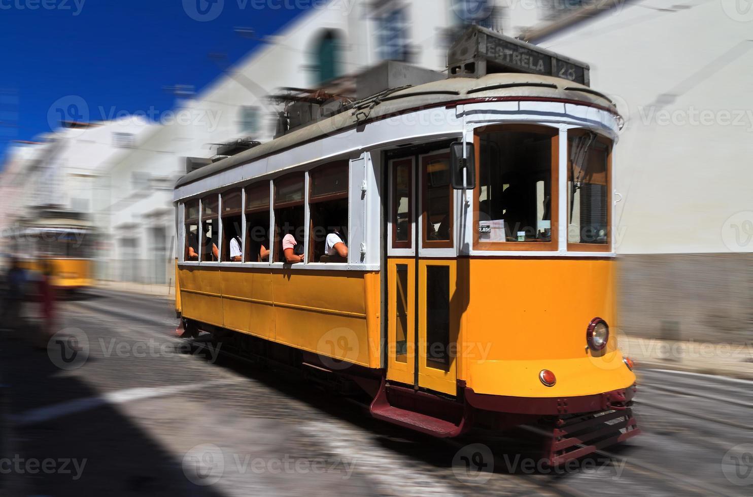 Speed tram photo