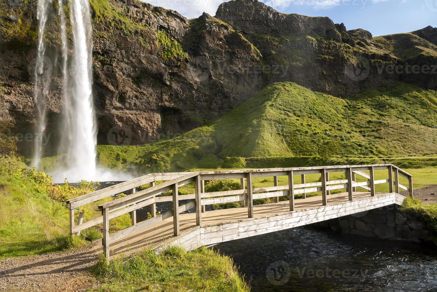 Seljalandsfoss Waterfal foto