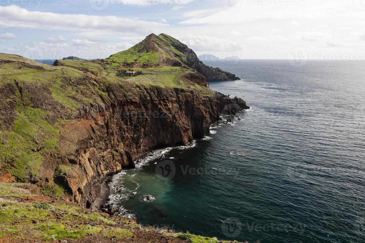 Ponta de São Lourenço, Madeira Island photo