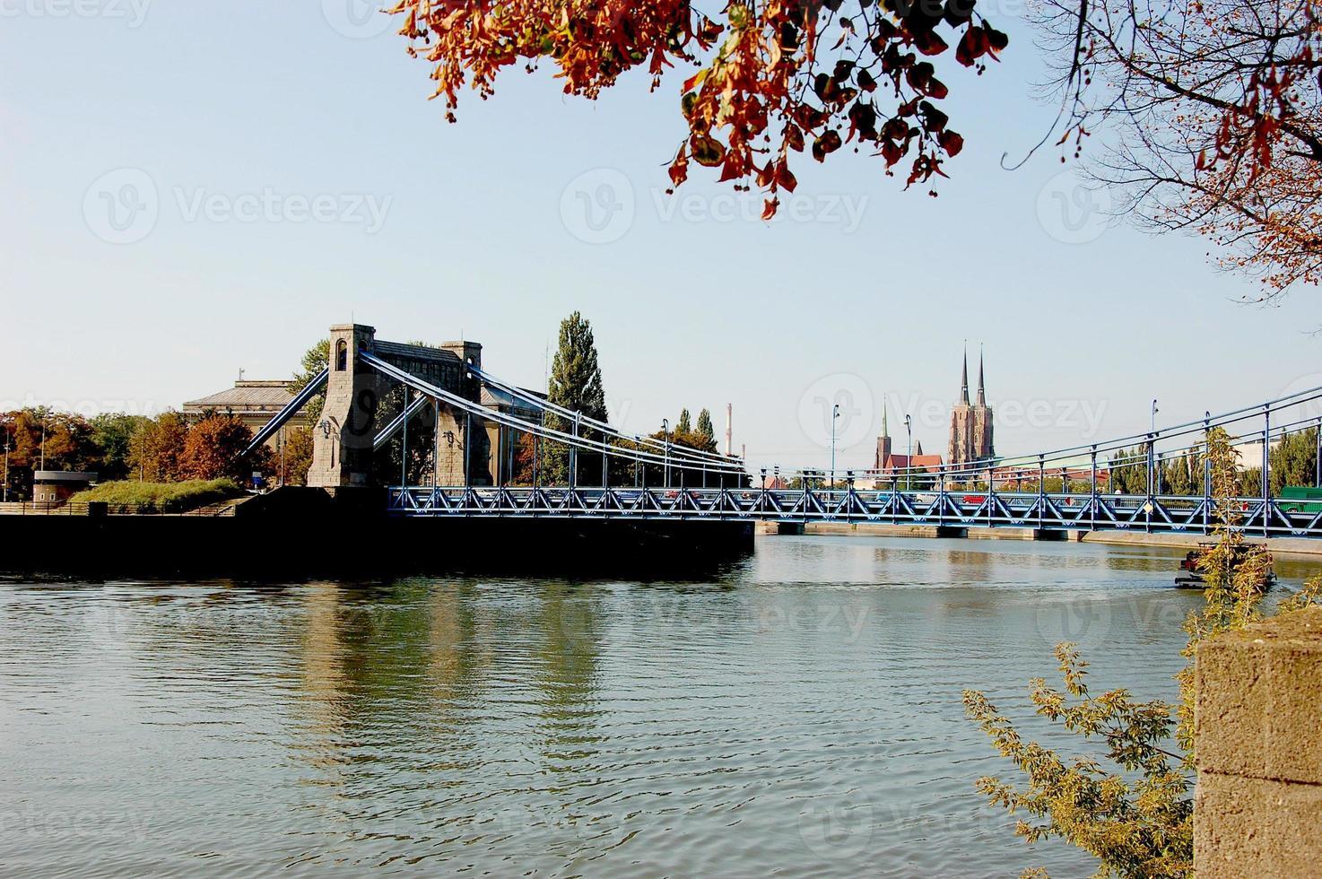 cidade histórica da polônia meridional foto