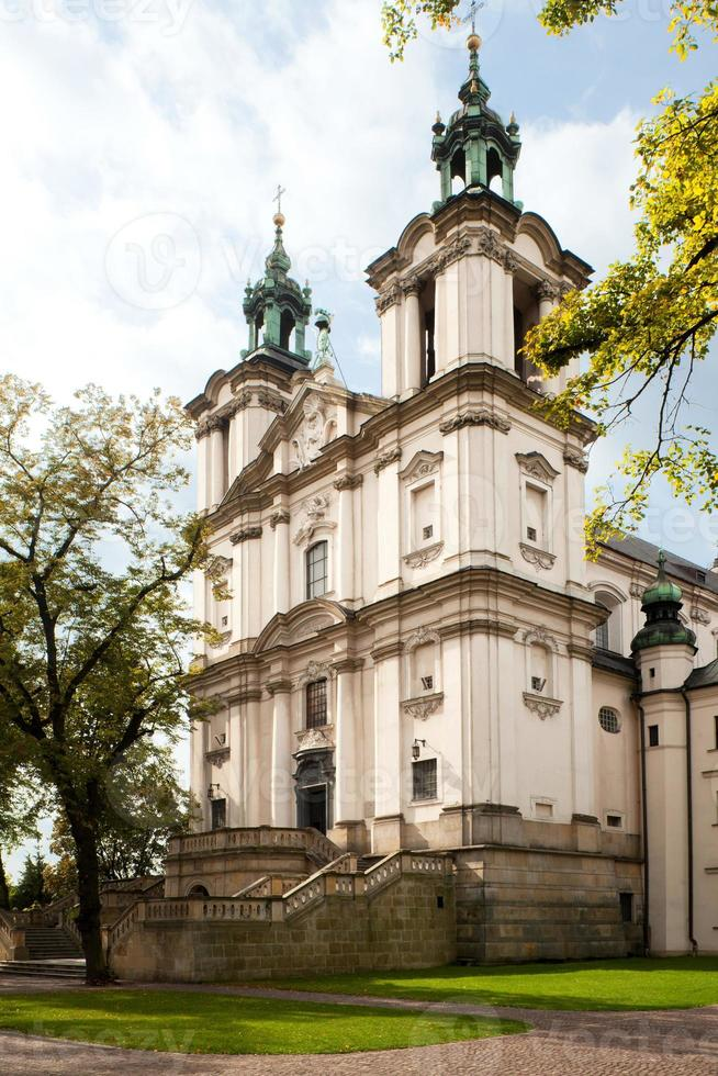 St. Stanislaus Church at Skałka photo