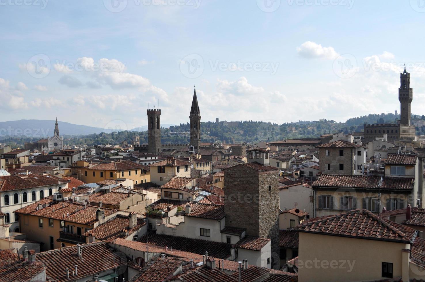 florença, toscana, itália foto
