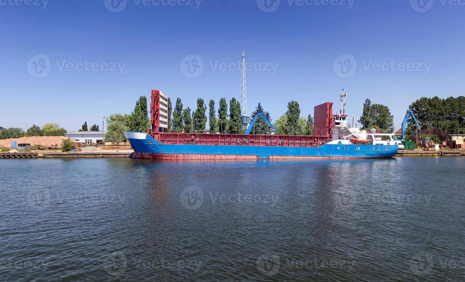 buque granelero foto