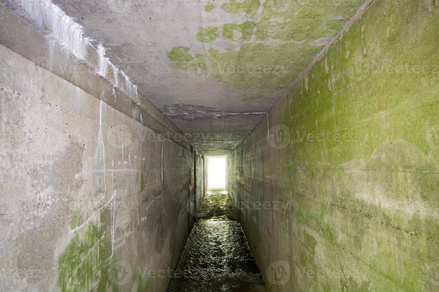 Tunnel photo