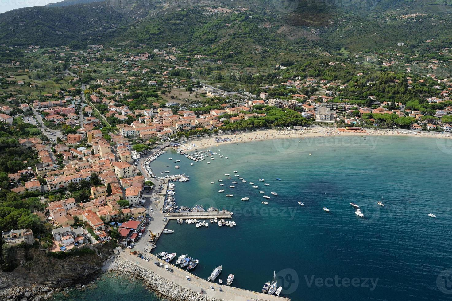 Marina di Campo- Elba island photo