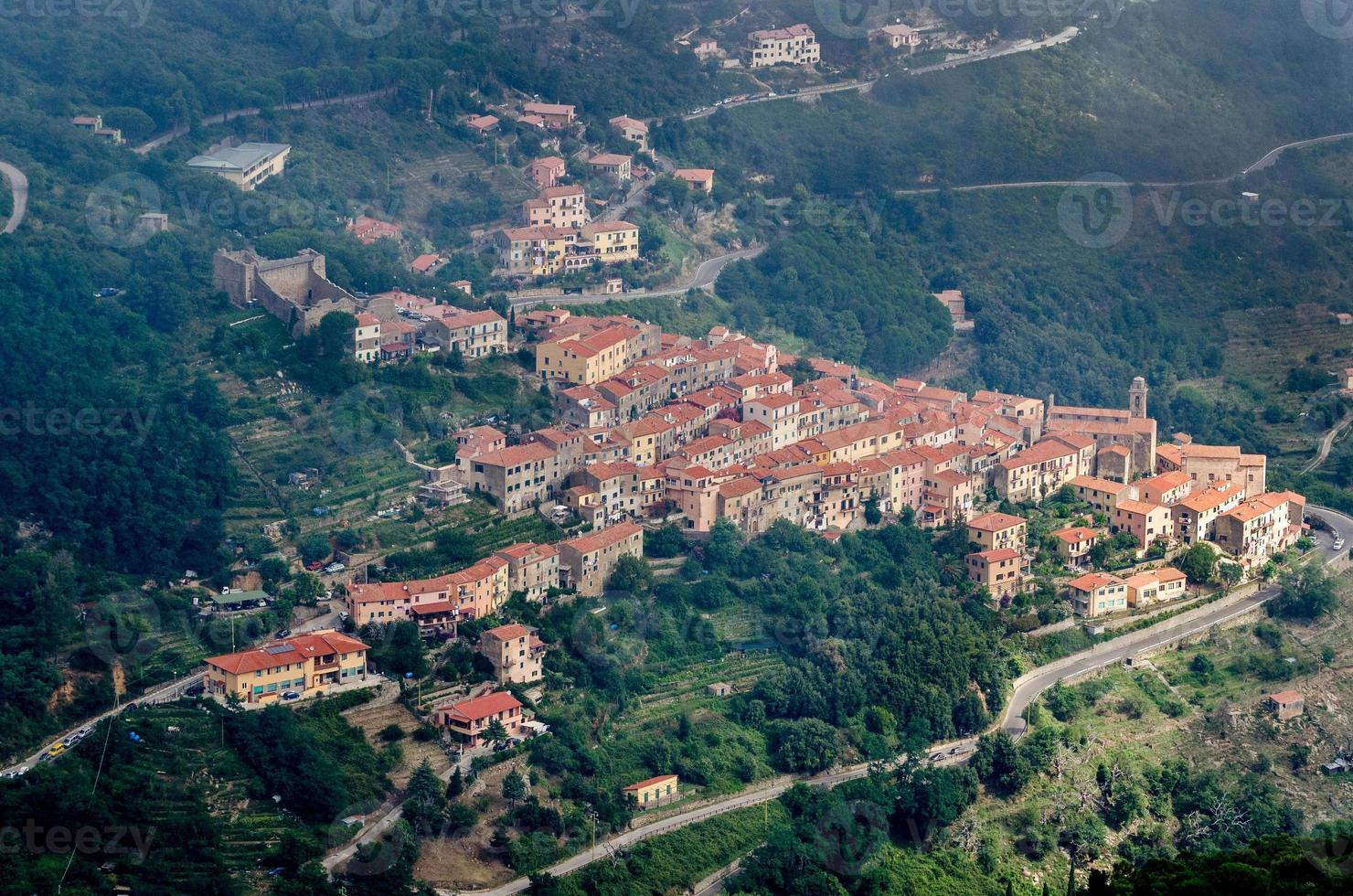 Island of Elba, Marciana photo