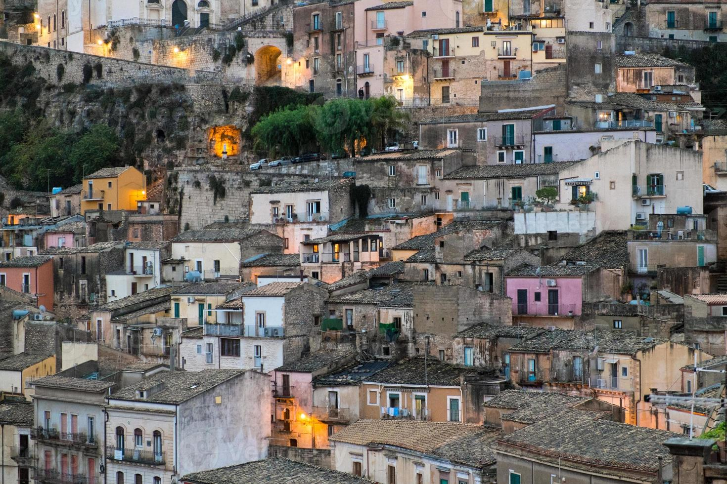 Ragusa Ibla photo