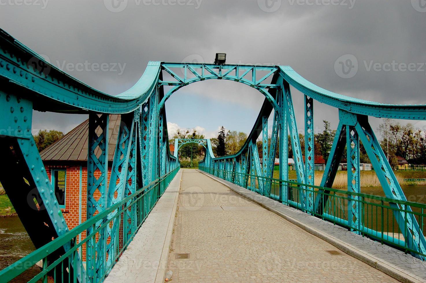 la ciudad de wroclaw, polonia foto