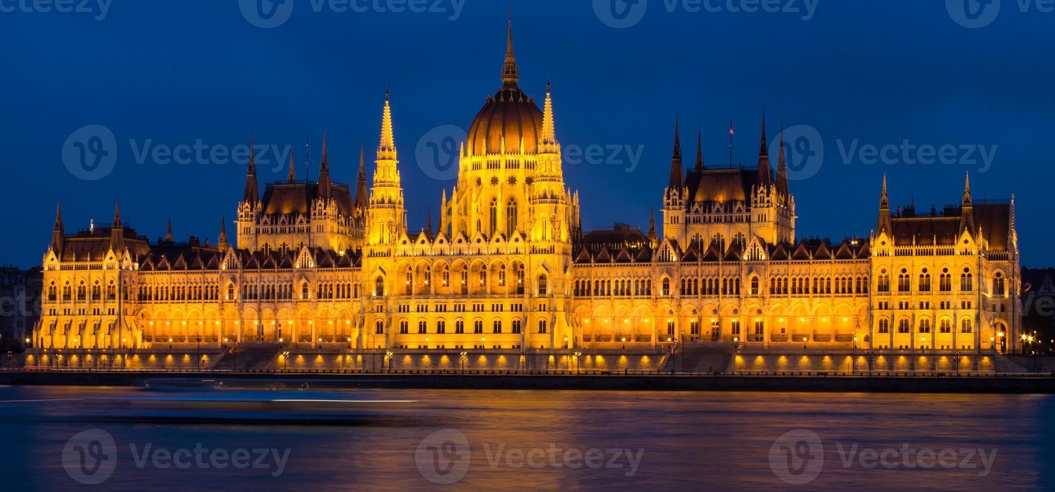 edificio del Parlamento foto
