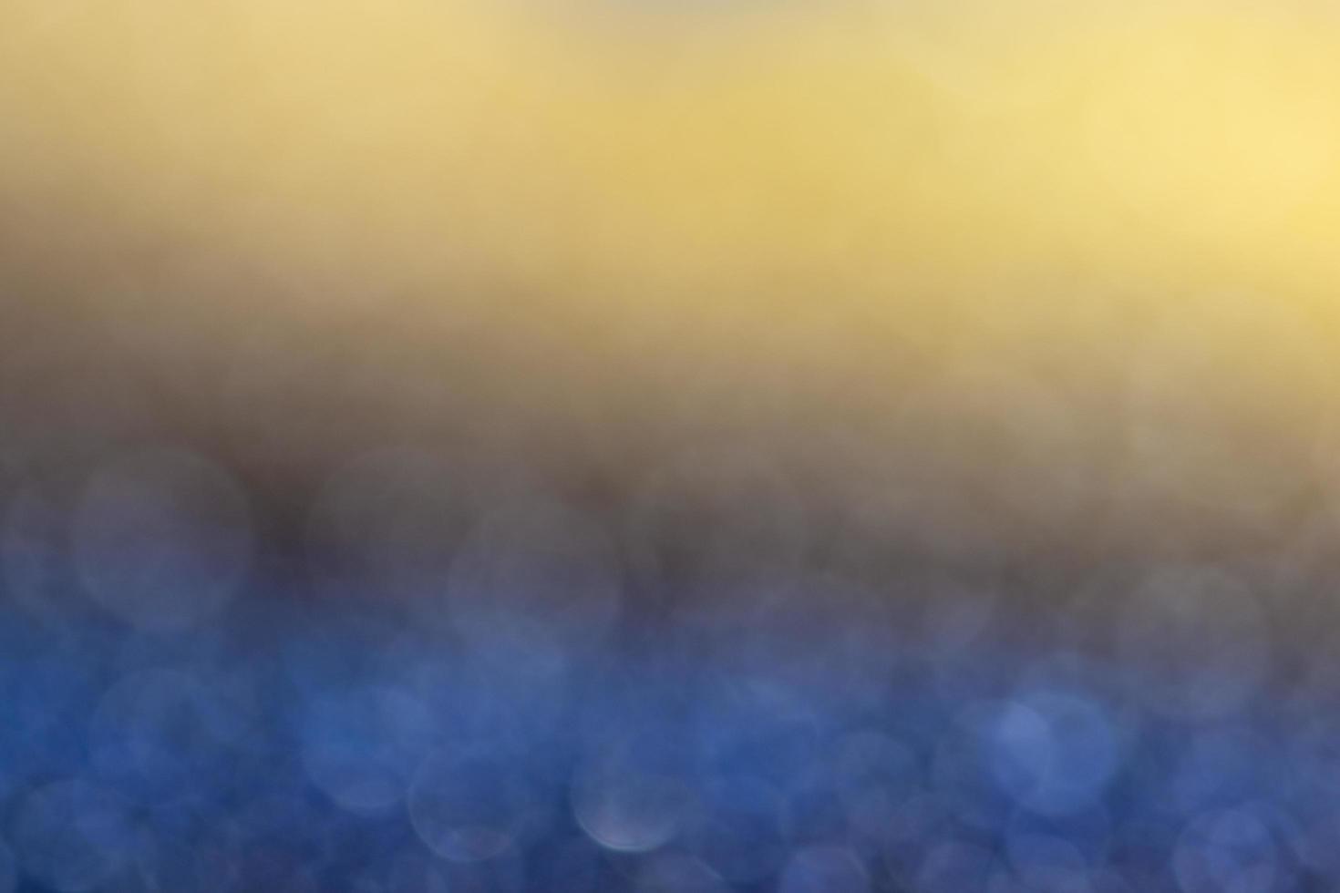 colorido fondo borroso bokeh foto