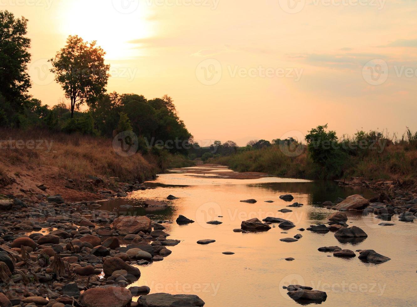 Tramonto Kruger Park photo