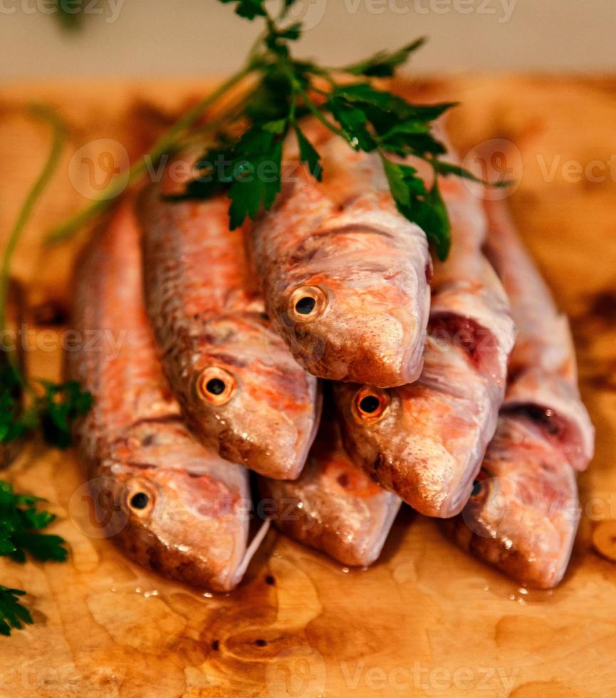raw fish to cook photo
