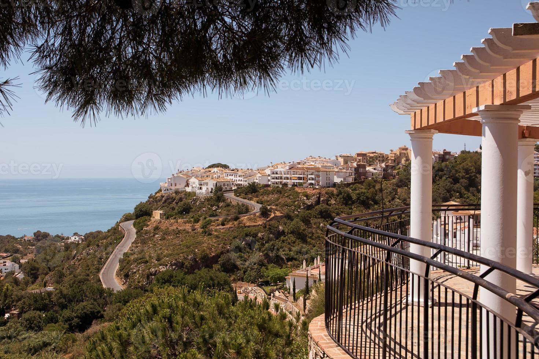 Viewpoint of Benalmadena photo
