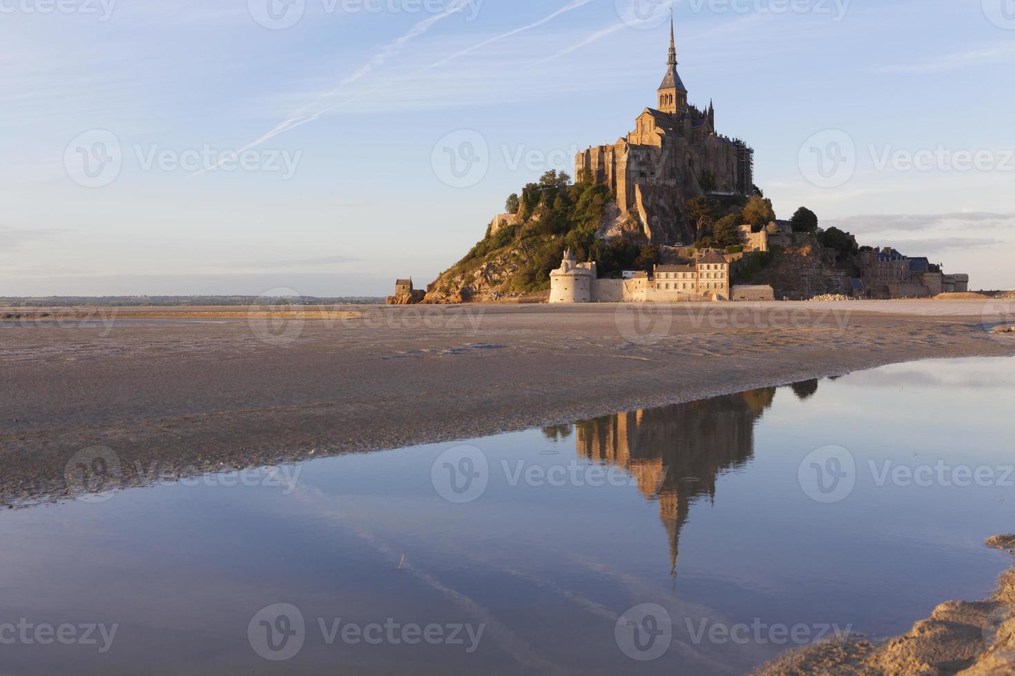 Mont St Michel photo