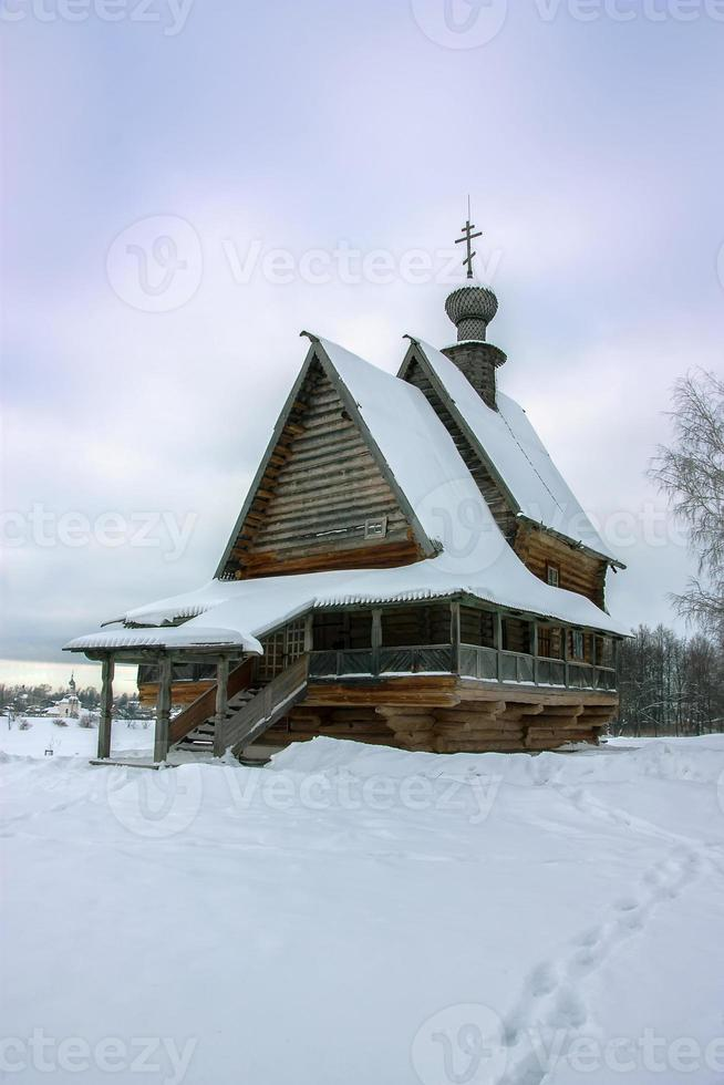 St. Nicholas church, Suzdal, Russia photo