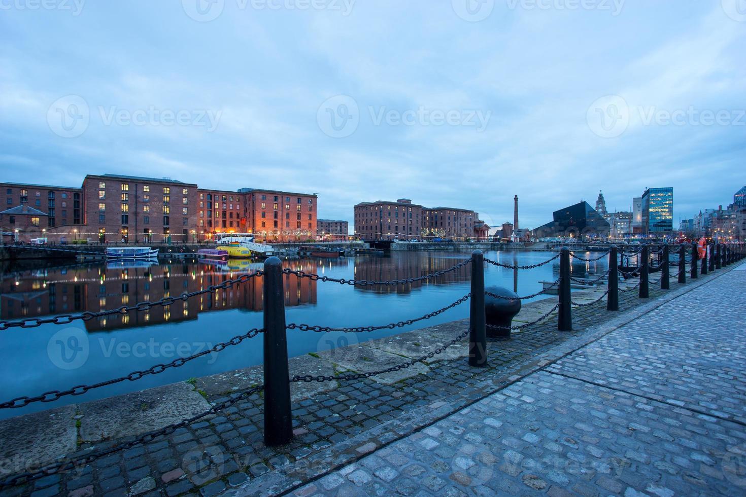 Liverpool, Albert Dock, England, UK photo