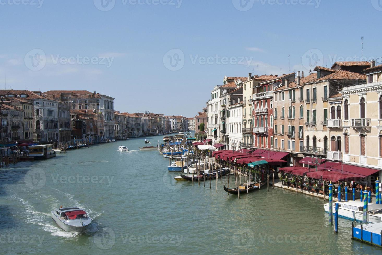 Venice Grand Canal view photo