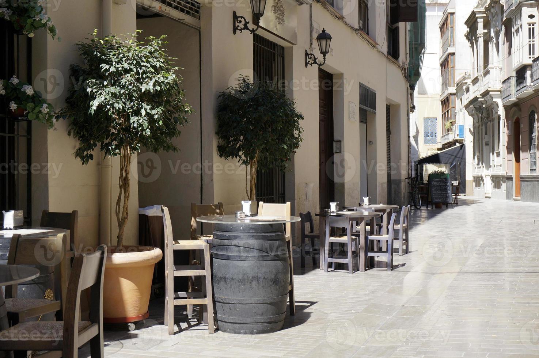 Malaga Alley Bar Table photo