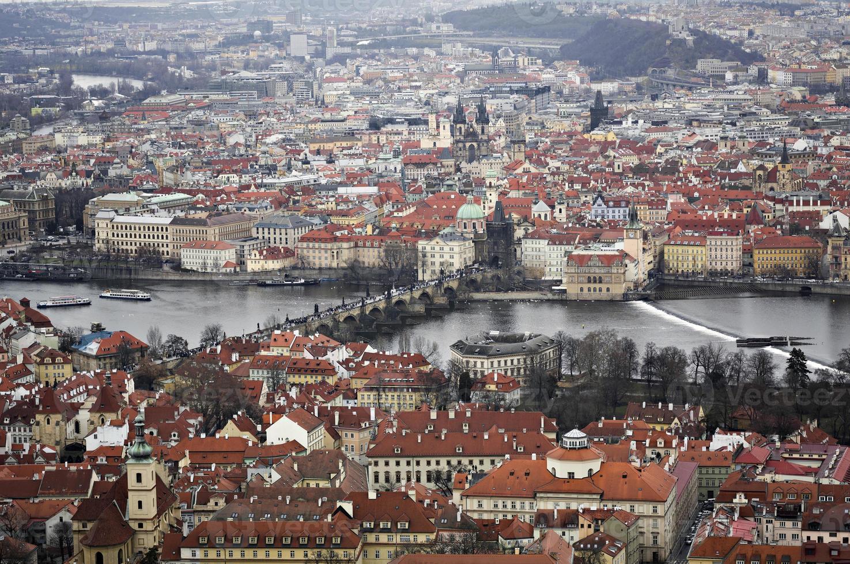 Divided Prague photo