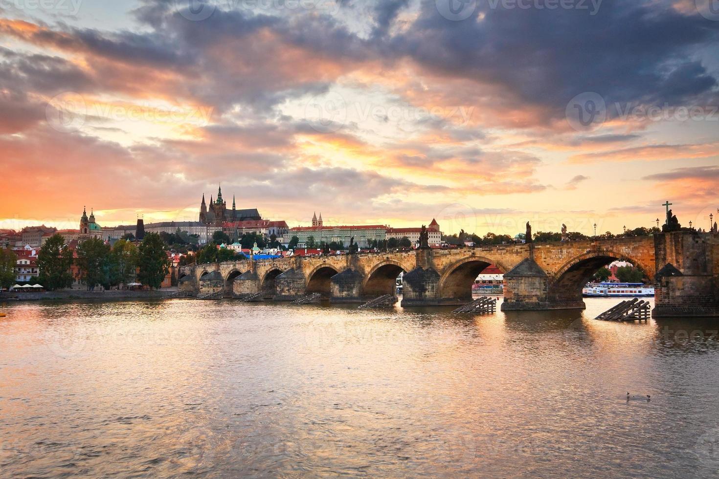 Praga, República Checa. foto