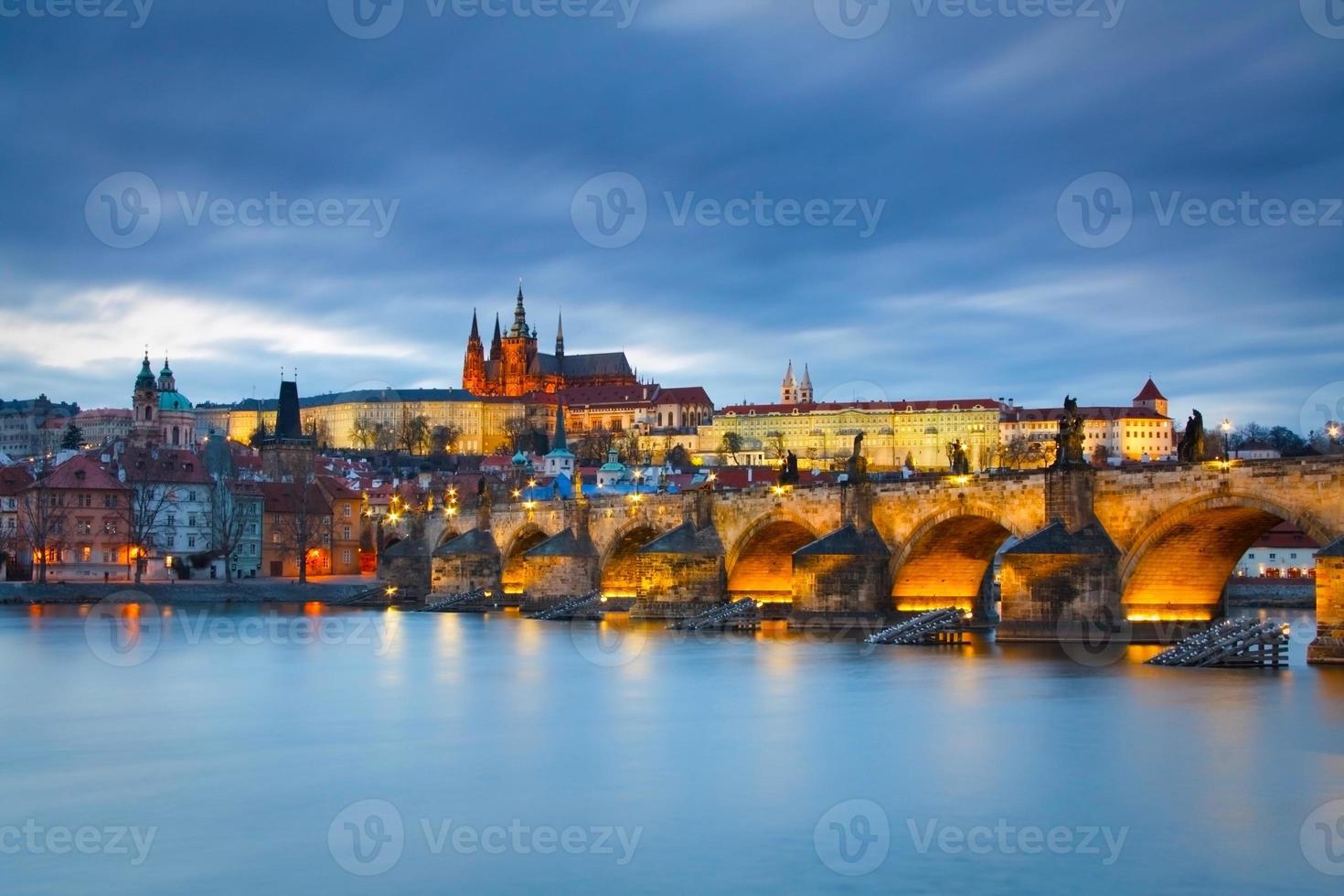 Castelo de Praga, República Tcheca. foto
