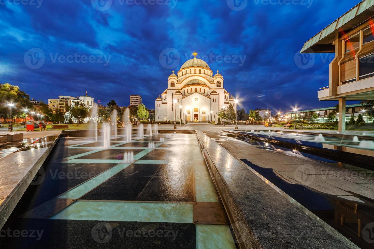 Saint Sava Temple photo